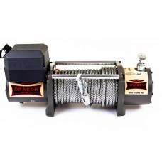 Лебедка на эвакуатор DWT 14000 HD 12/24 В