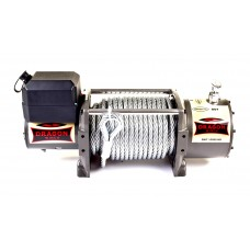 Лебедка электрическая на эвакуатор DWT 15000 HD 12/24 В
