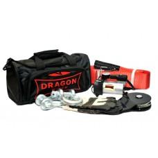 Такелажный набор Dragon Winch 4x4 + компрессор