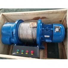 Лебедка электрическая KCD-HD 5000 кг 380 В 80 м