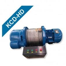 Лебедка электрическая KCD-HD 2000 кг 380 В 80 м