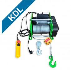 Лебедка электрическая KDL 300 кг 30 м 220 В