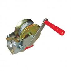 Лебедка ручная рычажная барабанная INTERTOOL 450 кг GT1454