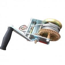 Лебедка ручная рычажная барабанная INTERTOOL 900 кг GT1455
