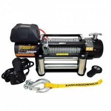 Автомобильная лебедка Kangaroowinch K12000PS Performance Series 24V