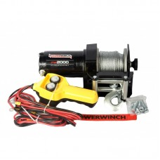 Лебедка для квадроцикла Powerwinch PW2000E-12V 907 кг