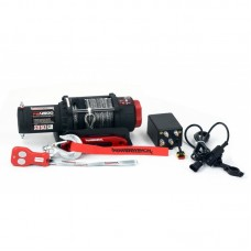 Лебедка для квадроцикла Powerwinch PW4500-12V 2041 кг