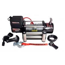 Автомобильная лебедка Powerwinch PW8000E 12 V