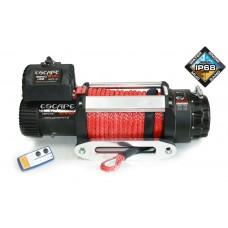 Автомобильная лебедка Escape EVO 12500 lbs 5670 кг 12/24 В IP68 с синтетическим тросом