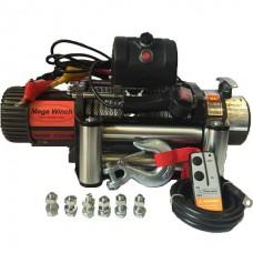 Лебедка на эвакуатор Mega Winch серии Power MWE 12500 HD - 12V