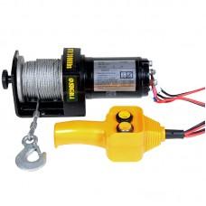 Лебедка электрическая Sigma 2000 LBS 907 кг 12 В 6130021