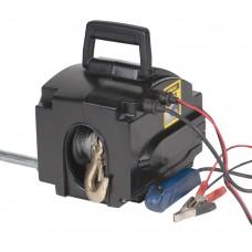Лебедка электрическая переносная Sigma 2000 LBS 907 кг 12 В 6130011
