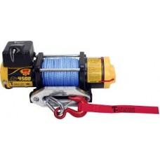 Лебедка для квадроцикла T-MAX ATW PRO-4500 12V sintetic