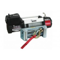 Автомобильная лебедка T-MAX HEW 12500 24V/5,665т X Power series Waterproof